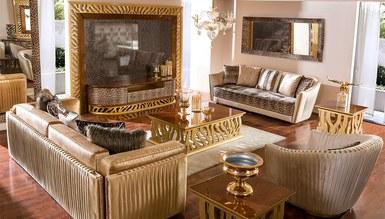 Lüks Leopar Luxury Koltuk Takımı - Thumbnail