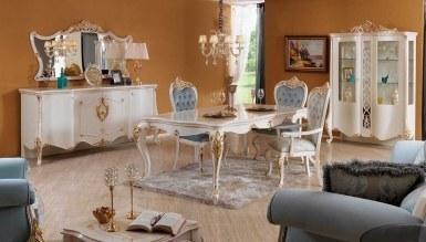566 - Lüks Lerina Klasik Yemek Odası