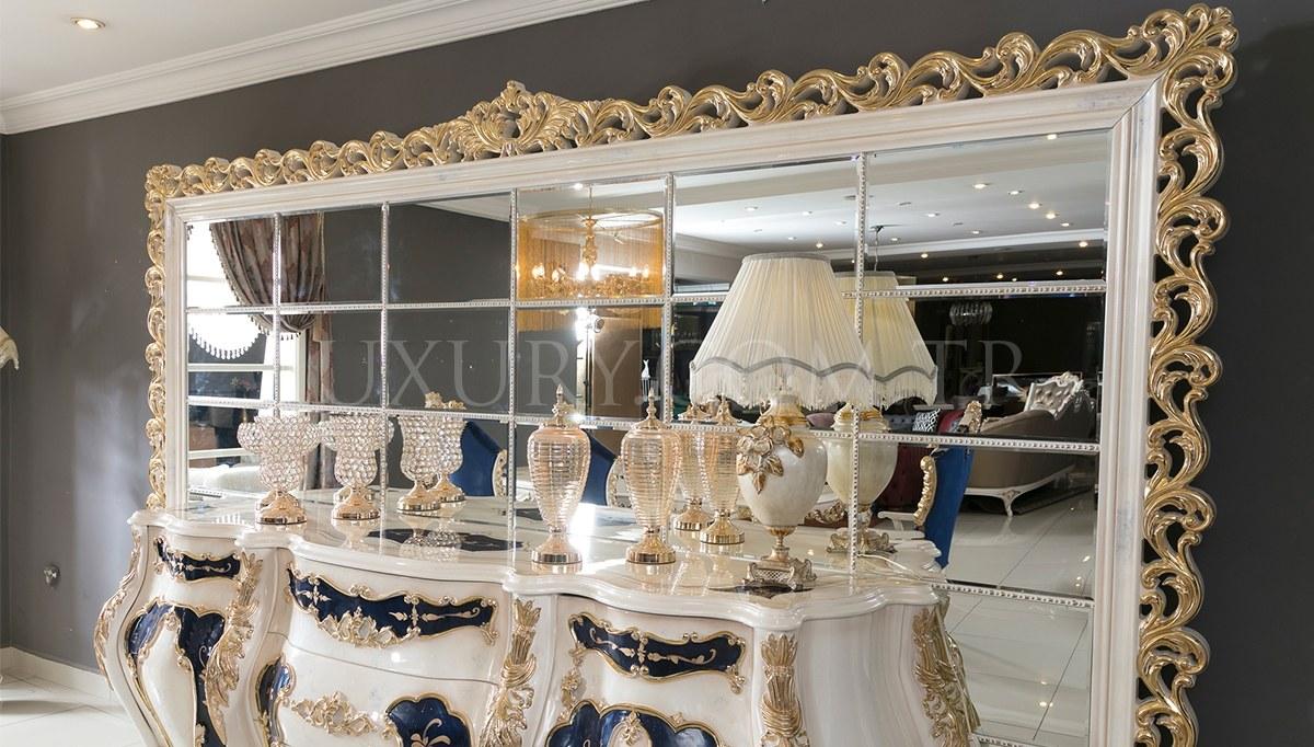 Lüks Leros Klasik Yemek Odası