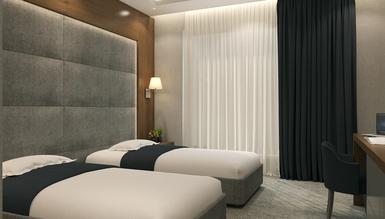 Lüks Lerpoz Otel Odası - Thumbnail