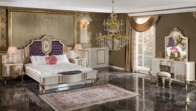 770 - Lüks Letizya Klasik Yatak Odası
