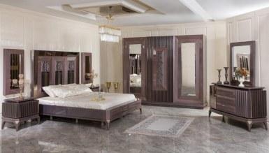 525 - Lüks Letro Art Deco Yatak Odası