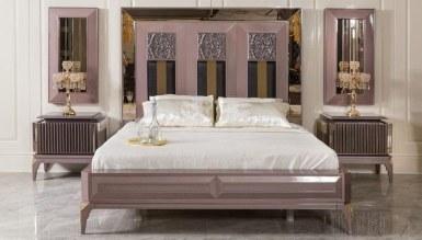 Lüks Letro Art Deco Yatak Odası - Thumbnail