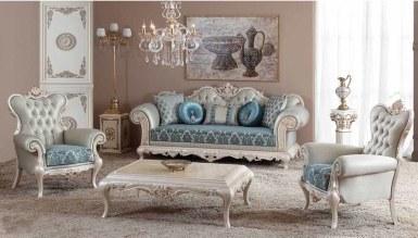 Lüks Levida Klasik غرفة الجلوس