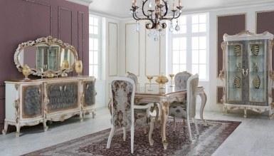 411 - Lüks Levoda Klasik Yemek Odası