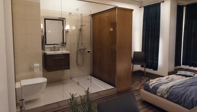 Lüks Levoran Otel Odası - Thumbnail