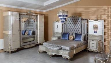 532 - Lüks Lexus Klasik Yatak Odası