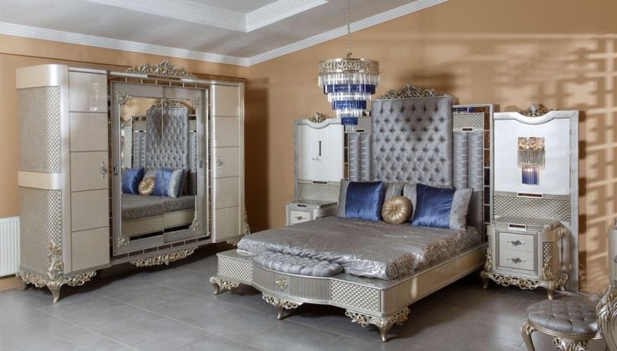 Lüks Lexus Klasik Yatak Odası - Thumbnail