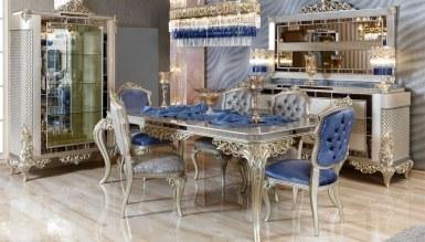Lüks Lexus Klasik Yemek Odası