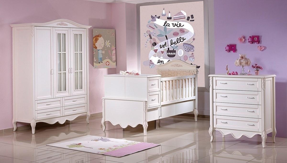 Lüks Leyya Bebek Odası