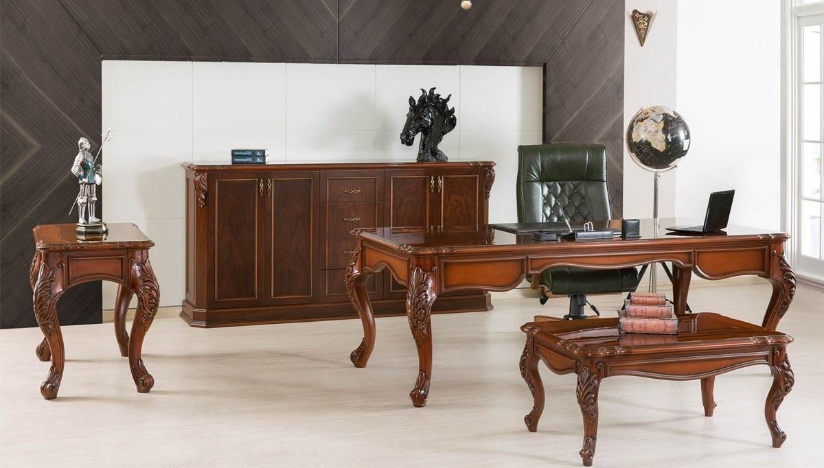 Lüks Liandi Klasik Makam Odası