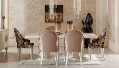 Lüks Libadiye Yemek Odası - Thumbnail