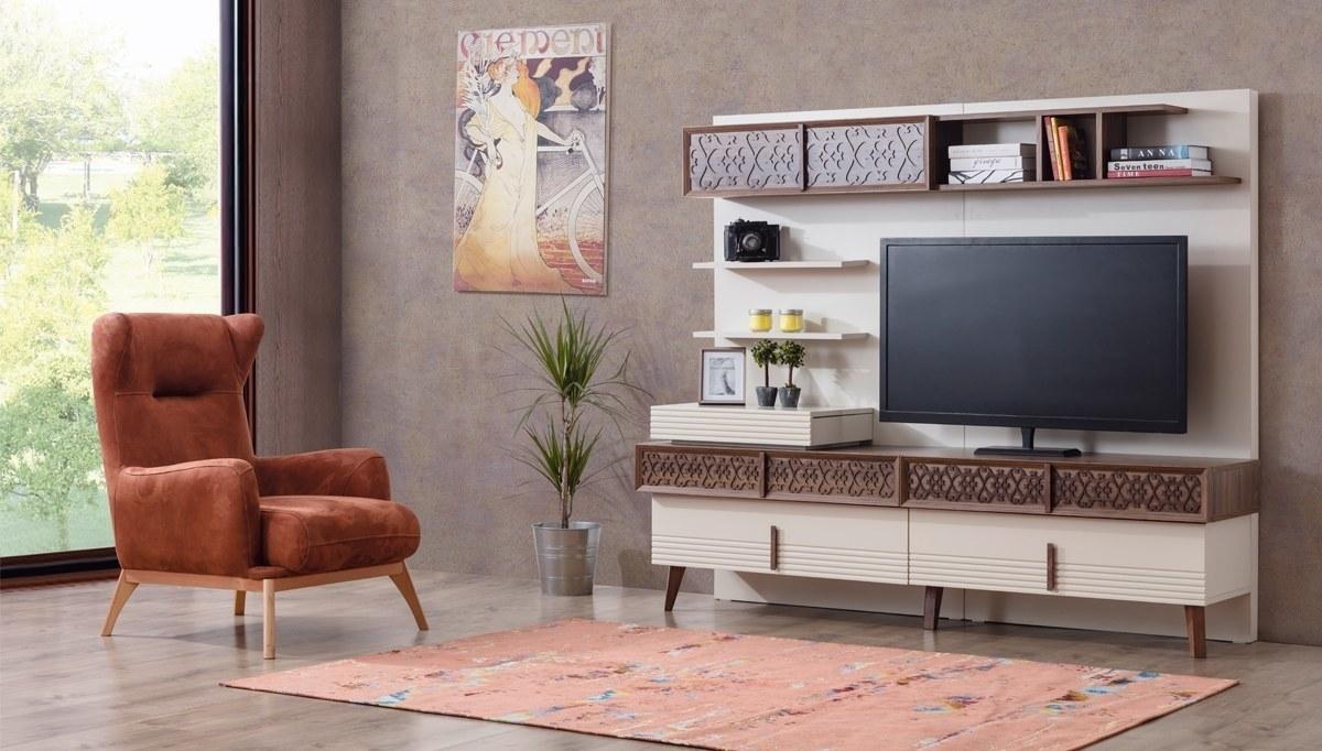 Lüks Lineya TV Ünitesi