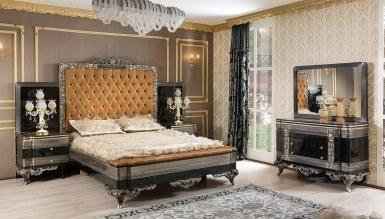 Lüks Lome Klasik Yatak Odası - Thumbnail
