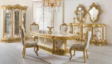 865 - Lüks Loris Klasik Yemek Odası