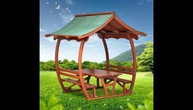 1016 - Lüks Luhang Piknik Masası