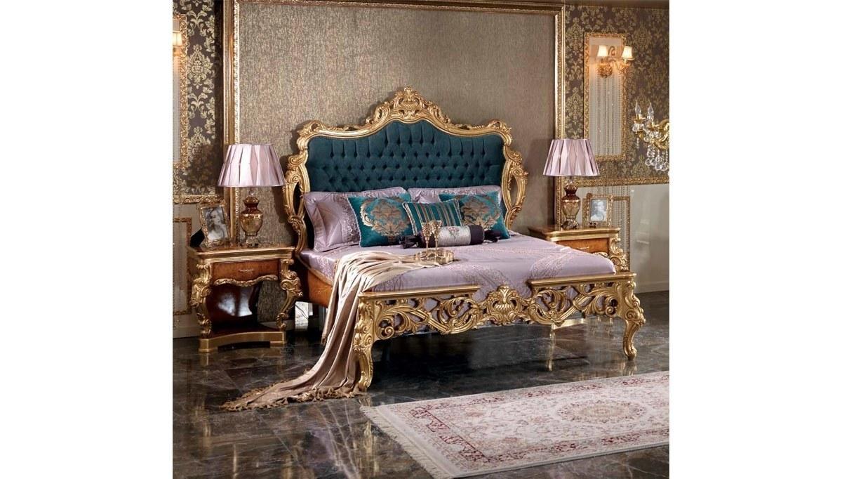Lüks Lukamora Klasik Yatak Odası