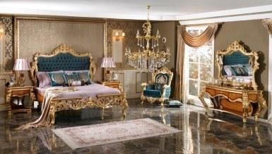 770 - Lüks Lukamora Klasik Yatak Odası