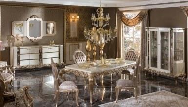 770 - Lüks Lukarizzo Klasik Yemek Odası