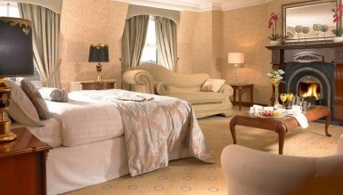 444 - Lüks Lüks Otel Odası