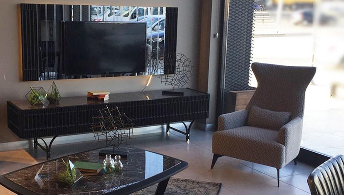 Lüks Luxury TV Ünitesi