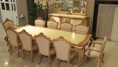 806 - Lüks Madesa Klasik Yemek Odası