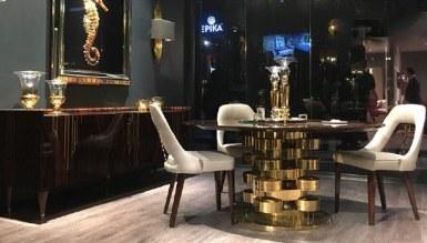 Lüks Madiso Luxury Yemek Odası - Thumbnail