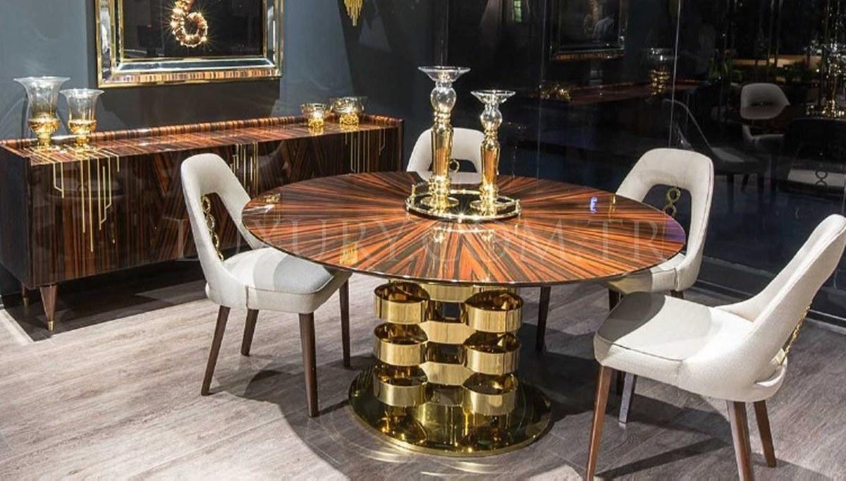 Lüks Madiso Luxury Yemek Odası