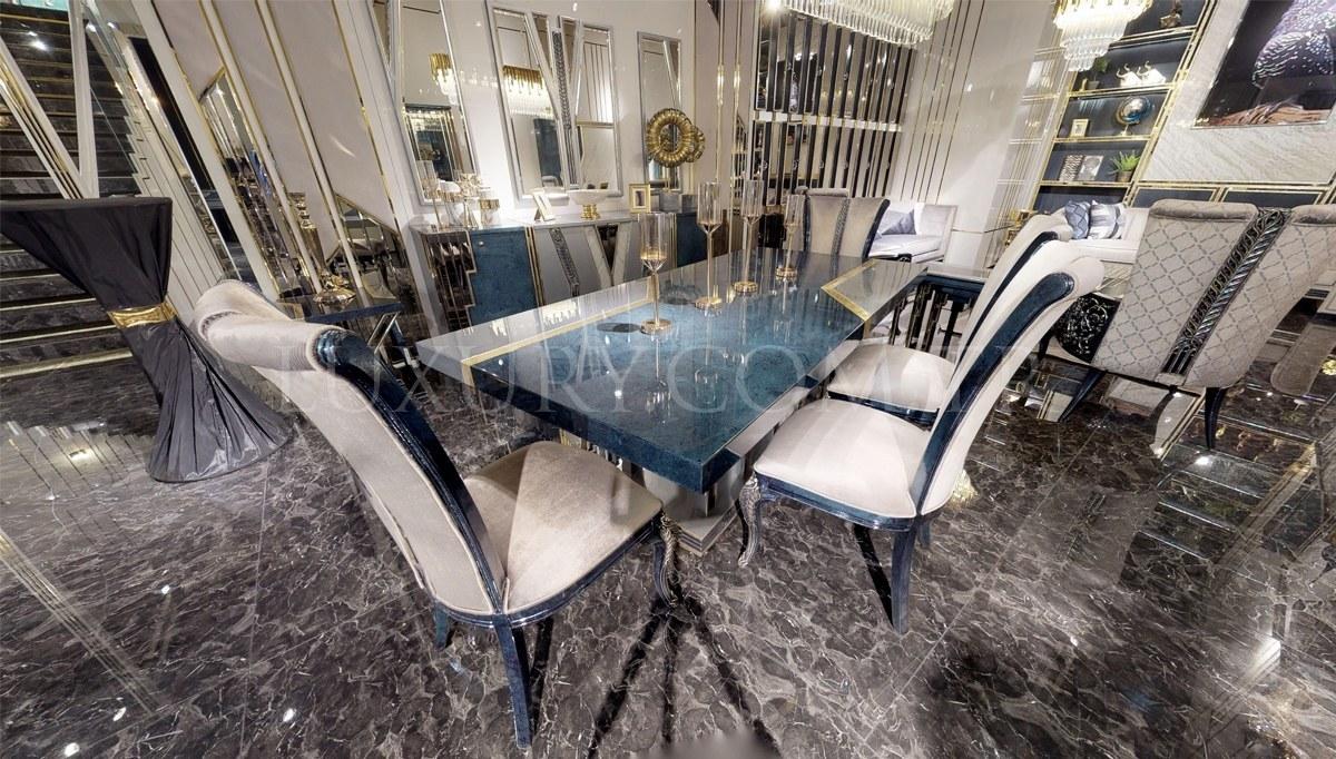 Lüks Madreno Luxury Yemek Odası
