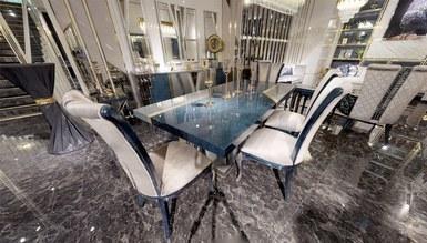 Lüks Madreno Luxury Yemek Odası - Thumbnail
