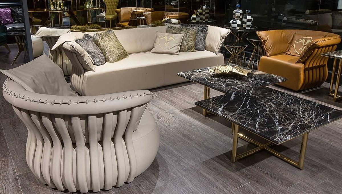 Lüks Madura Luxury Koltuk Takımı