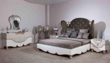 768 - Lüks Mahpeyker Klasik Yatak Odası