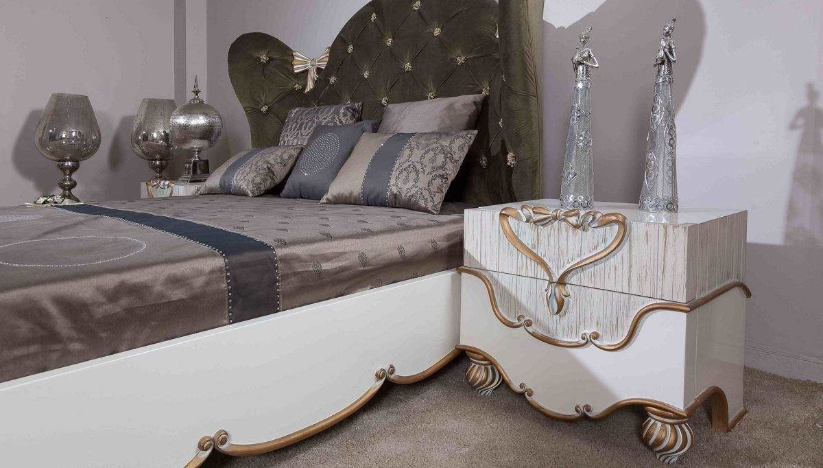 Lüks Mahpeyker Klasik Yatak Odası