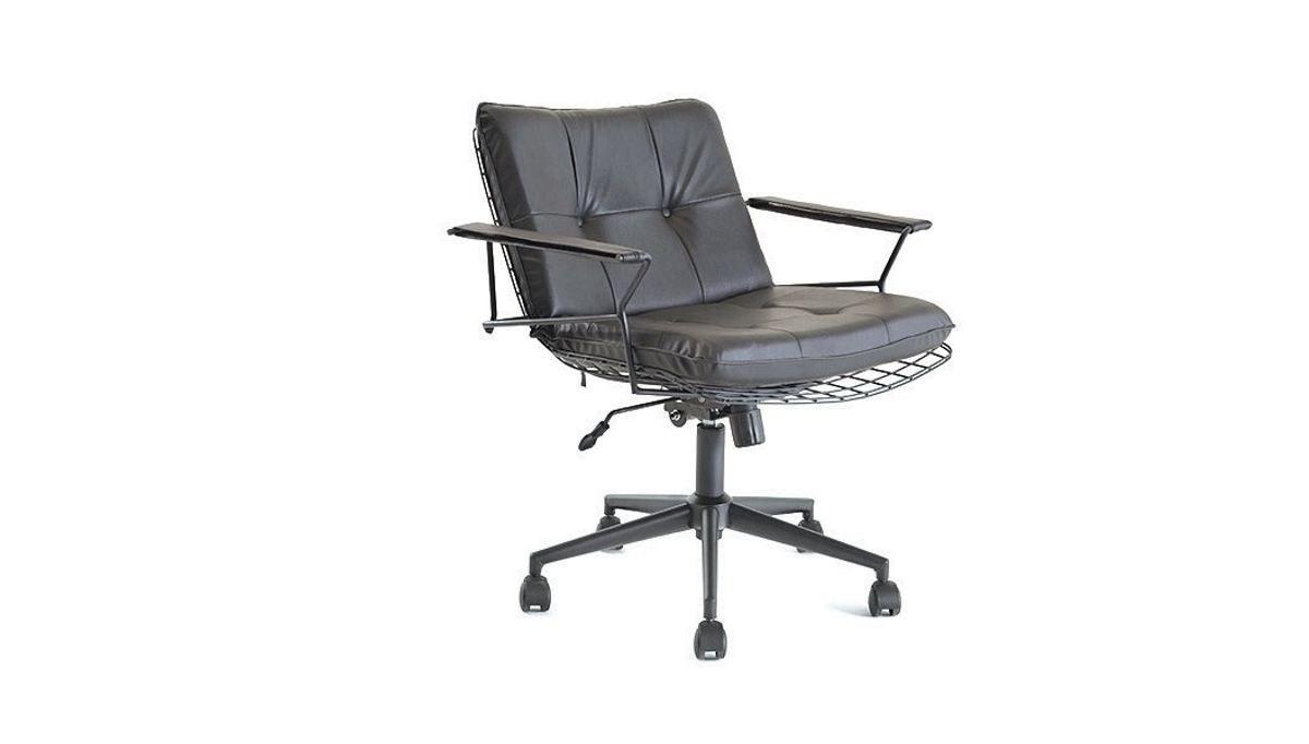 Lüks Makem Kısa Mekanizma Ayaklı Sandalye