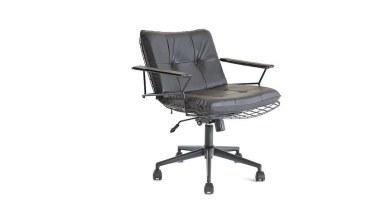 920 - Lüks Makem Kısa Mekanizma Ayaklı Sandalye