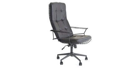920 - Lüks Makem Uzun Mekanizma Ayaklı Sandalye