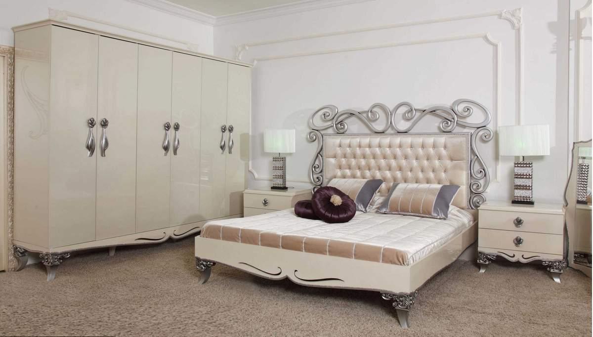 Lüks Malibu 6 Kapılı Yatak Odası