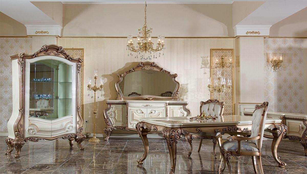Lüks Malik Klasik Yemek Odası