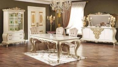 770 - Lüks Malta Klasik Yemek Odası