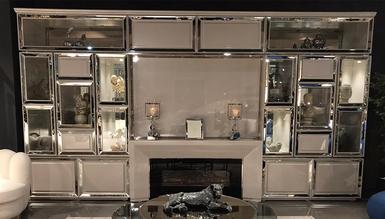 Lüks Manastır Luxury Duvar Ünitesi - Thumbnail