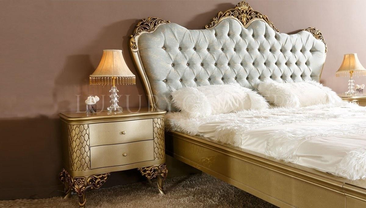 Lüks Manorya Klasik Yatak Odası