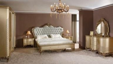 Lüks Manorya Klasik Yatak Odası - Thumbnail