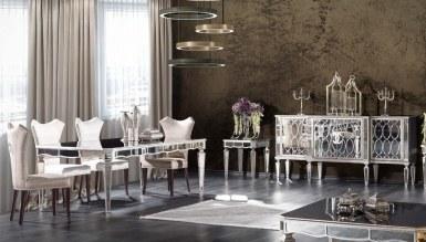 931 - Lüks Marella Art Deco Yemek Odası