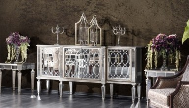 Lüks Marella Art Deco Yemek Odası - Thumbnail
