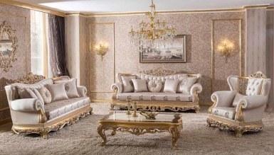Lüks Margante Klasik غرفة الجلوس