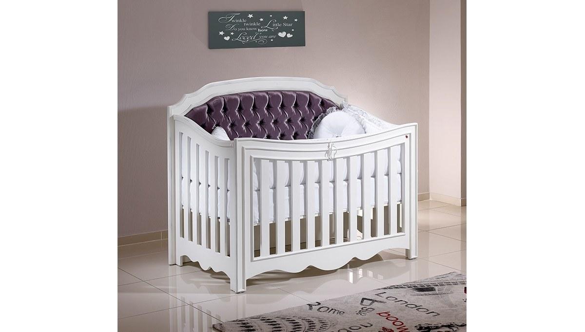 Lüks Mari MDF Bebek Odası