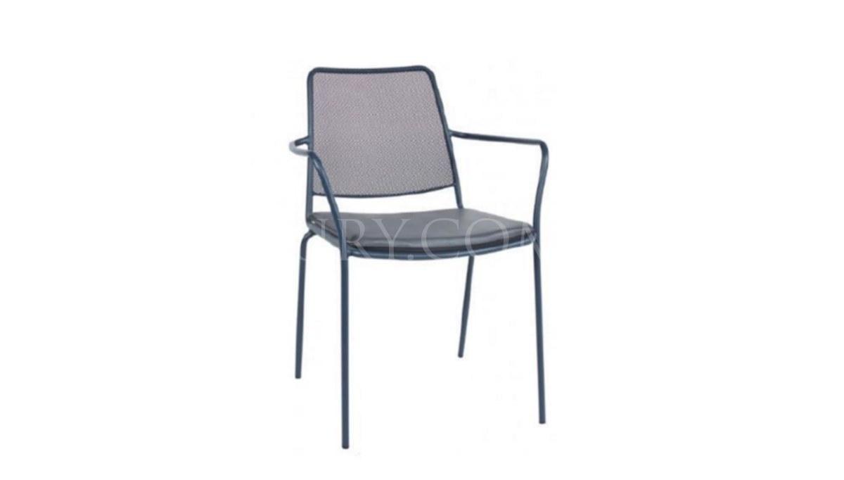 Lüks Mari Metal Ayaklı Sandalye