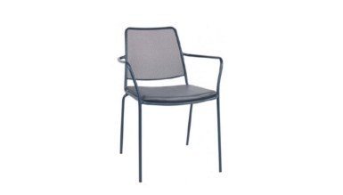 1009 - Lüks Mari Metal Ayaklı Sandalye
