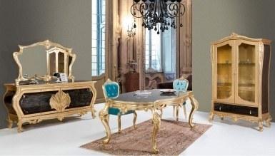 491 - Lüks Marino Klasik Yemek Odası