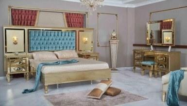 Lüks Marrela Klasik Yatak Odası